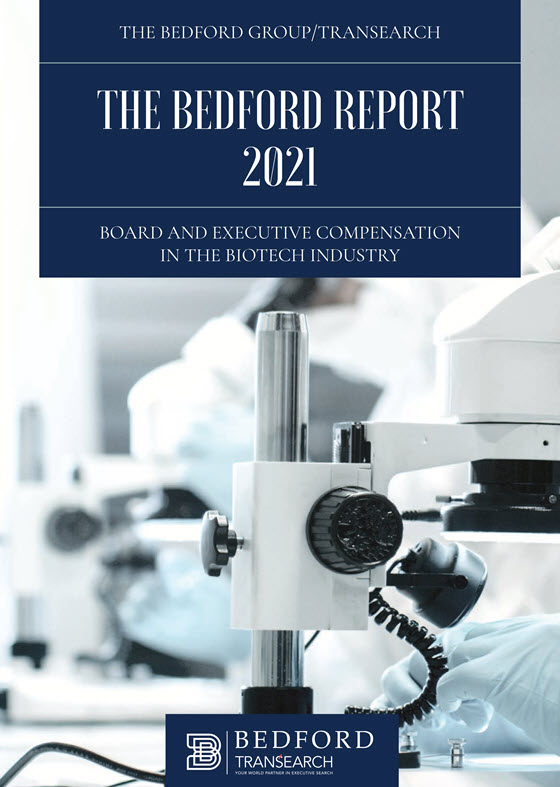 Bedford Biotech Compensation Report 2021