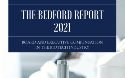 Bedford Group/TRANSEARCH Publishes First Annual 2021 Executive Compensation Report Covering the Biotechnology Industry